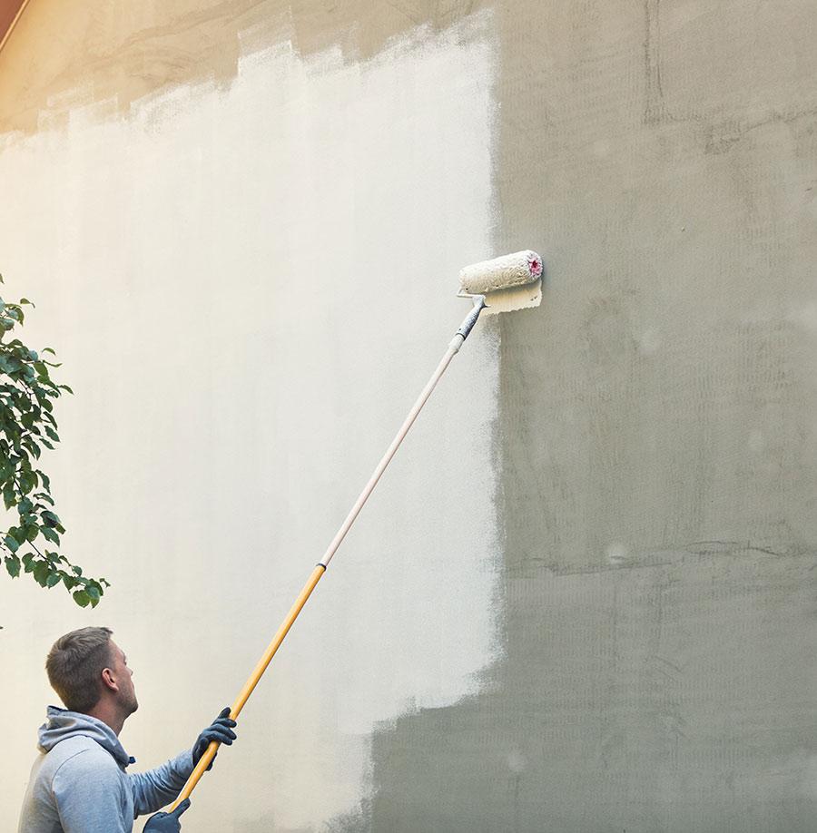 peintre en bâtiment à Vannes - Laudic Peinture