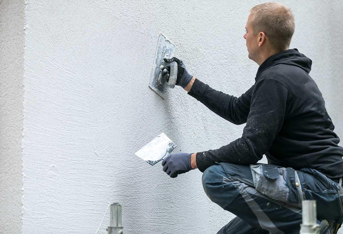 à neuf vos murs et vos façades à Vannes - Laudic Peinture