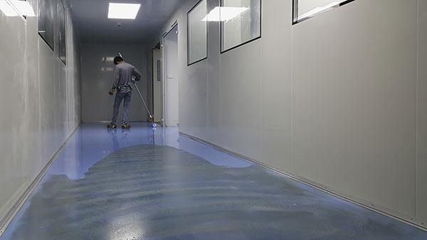 revêtement de sol à Vannes - Laudic Peinture